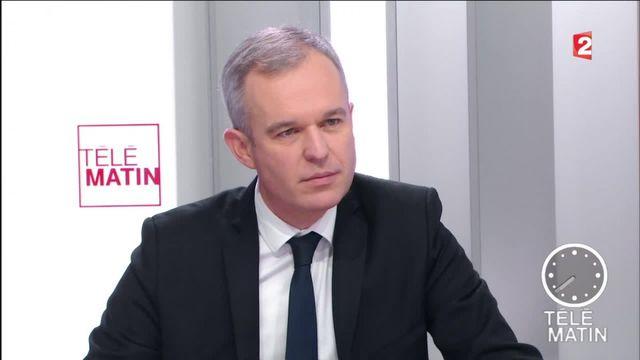 """François de Rugy : """"il y a aussi des bidonvilles à Paris, ce n'est pas supportable"""""""