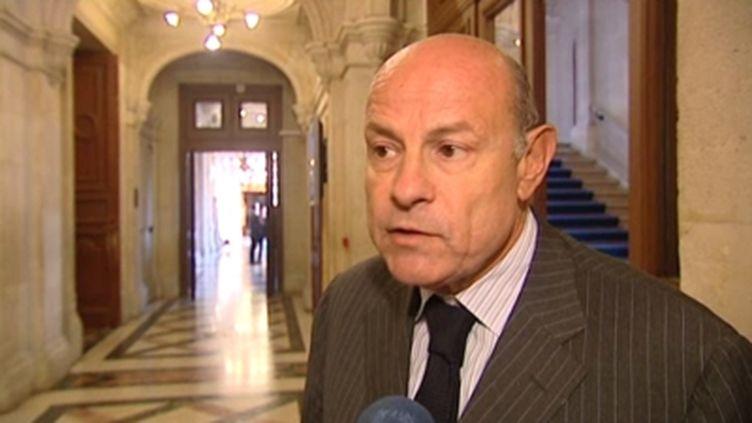 Jean-Marie Le Guen: adjoint au maire de Paris (PS) chargé de la Santé. (France 3 Paris Ile-de-France)