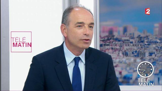 """Invité des """" 4 Vérités"""" sur France 2, le maire de Meaux plaide pour une réorganisation des Républicains au lendemain du second tour des législatives."""