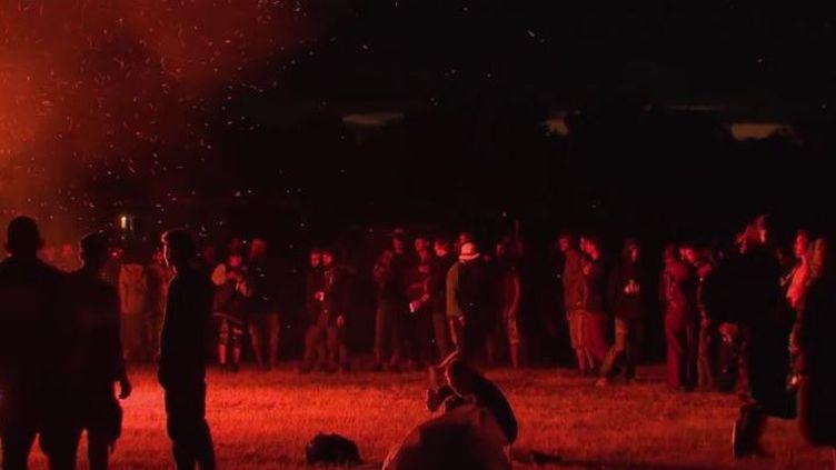 Fête clandestine à Redon : 200 fêtards bravent une nouvelle fois l'interdit (FRANCE 2)