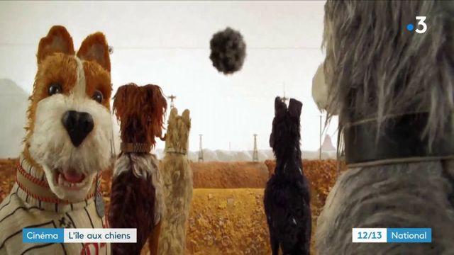 Cinéma : l'île aux chiens de Wes Anderson