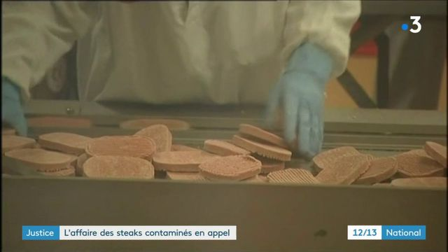 Procès : l'affaire des steaks contaminés en appel à Douai
