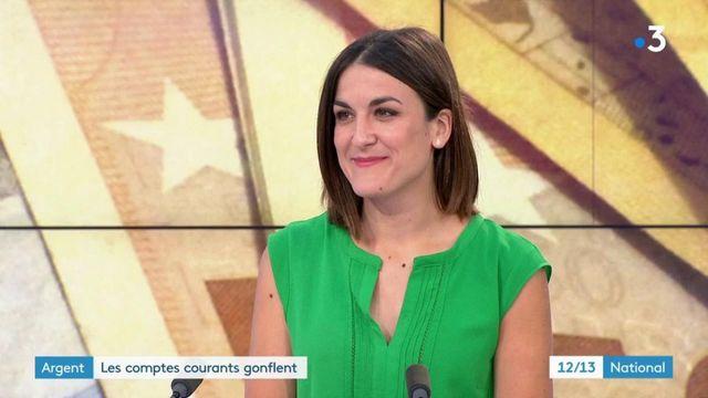 Covid-19 : les comptes courants des Français plus garnis