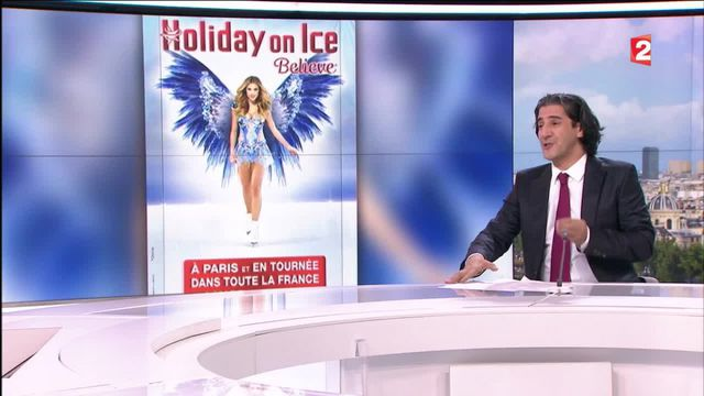 Spectacle : Holiday on Ice se réinvente