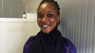 Foulematou, militante guinéenne pour le droit des filles. (Plan International)