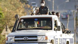 Depuis le début du mois de mars 2021, l'armée éthiopienne contrôle Mekele, la capitale de la région du Tigré. (MINASSE WONDIMU HAILU / ANADOLU AGENCY)