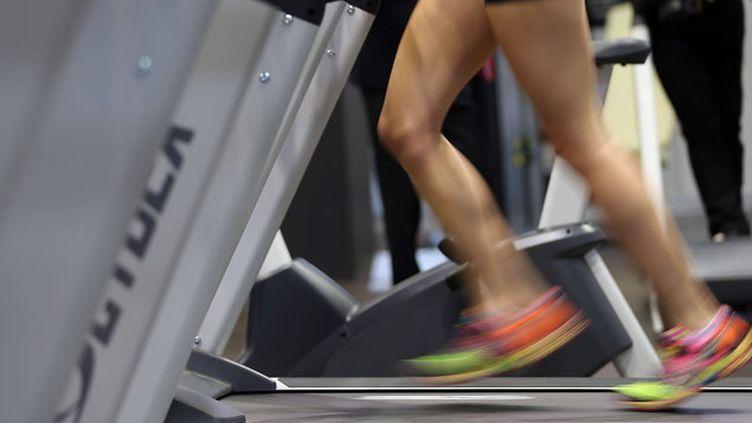 (Le fitness a la cote avant l'été © Maxppp)