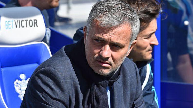 L'entraîneur des Blues, José Mourinho