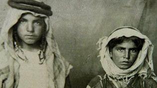 L'une des photos de l'exposition consacrée aux orphelins arméniens  (France 3 / Culturebox)