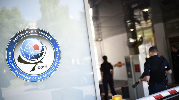 Le siège de la Direction générale de la sécurité extérieure à Paris (MARTIN BUREAU / AFP)
