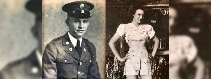 Des photos d'archive de K.T. Robbins et Jeannine Ganaye. (DR)