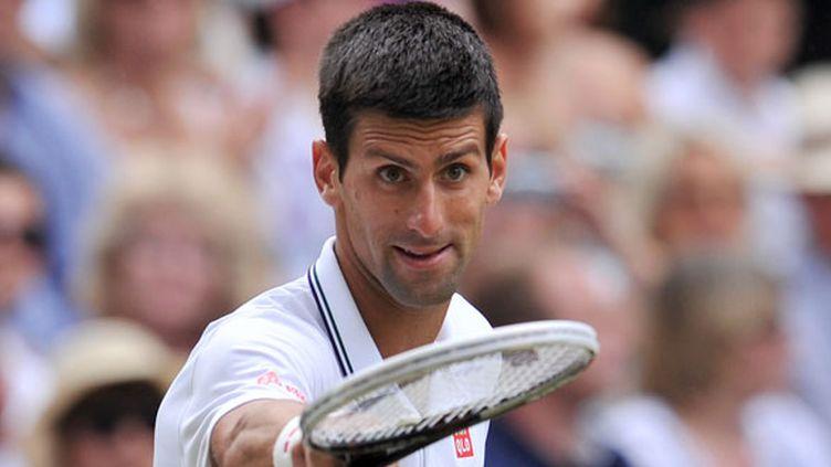 Novak Djokovic a gagné à Wimbledon son ticket pour le Master de fin d'année