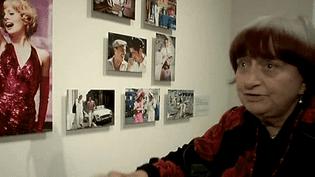 """Agnès Varda dans """"Le monde enchanté de Jacques Demy""""  (France 3 Culturebox)"""