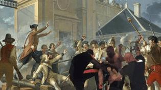 La rixe entre les rappeurs Booba et Kaaris s'invite dans un tableau du XVIIIe siècle  (France 3 / Culturebox )