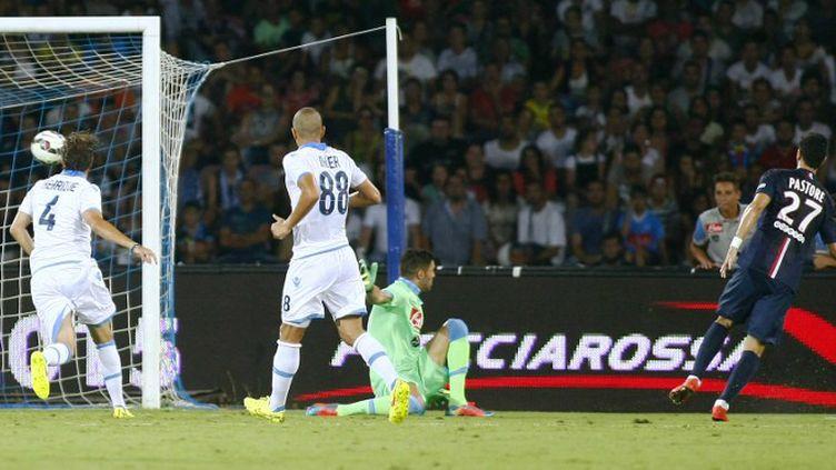Javier Pastore (PSG) crucifie Naples.