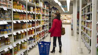 Dans un magasin Leader Price français, en2009. (J-C.&D. PRATT / AFP)