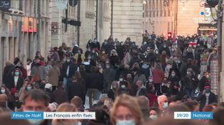Les annonces du durcissement du couvre-feu au 15 décembre et la fermeture des lieux de culture jusqu'en janvier 2021 a fait réagir. (France 3)