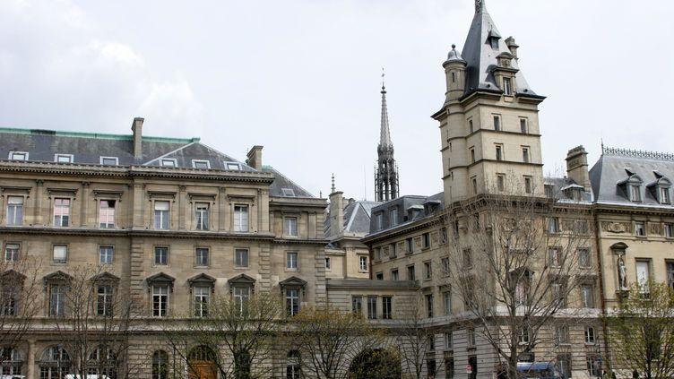 (Le 36 Quai des Orfèvres à Paris©MAXPPP)