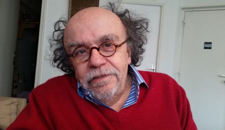 Jean-Michel Ribes, le directeur du théâtre du Rond-Point. (BENOÎT COLLOMBAT / RADIO FRANCE)