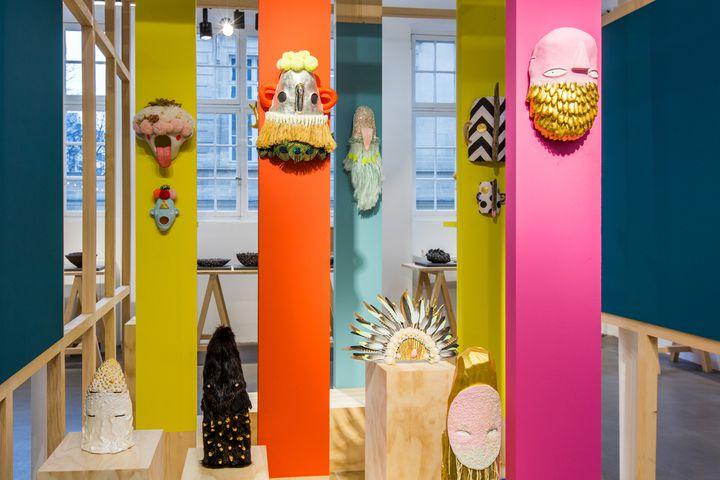 """Exposition """"Crazy"""" au concept-store Empreintes  (Claude Weber)"""