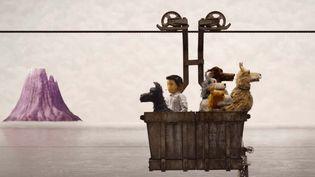 """L'Île aux chiens"" (Isle of Dogs)  (Twentieth Century Fox France)"