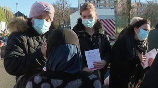 Covid-19 : à Roubaix, des ambassadeurs assurent la prévention (FRANCE 2)