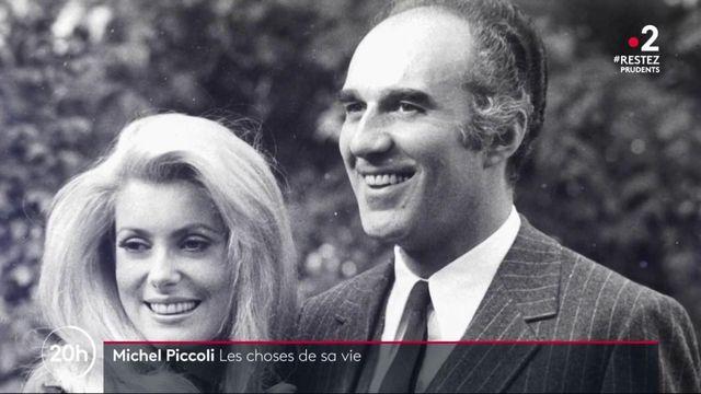 Michel Piccoli, légende du cinéma français, est décédé à l'age de 94 ans