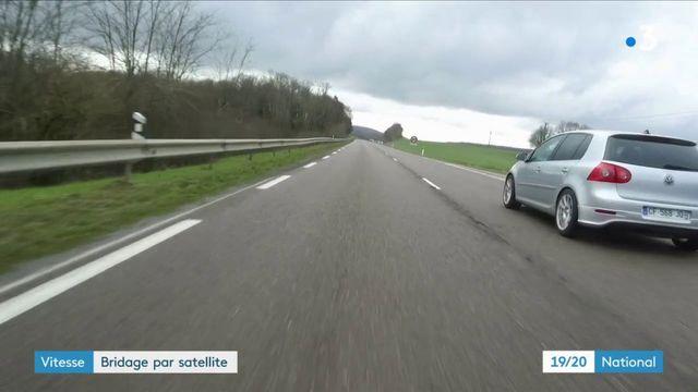 Sécurité routière : bientôt un bridage de la vitesse par satellite ?