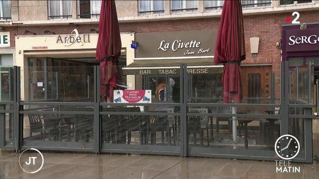 Covid-19: les restaurateurs toujours dans l'incertitude quant à la réouverture des restaurants