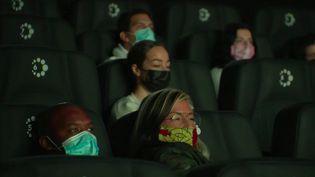 Cinéma : les spectateurs se sont pressés dans les salles obscures (France 2)