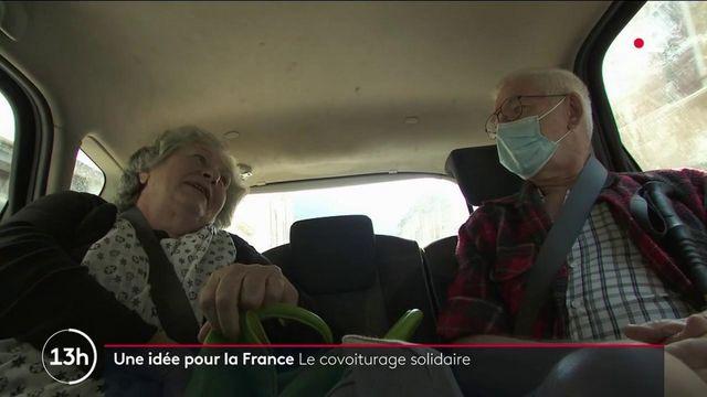 Drôme : du covoiturage solidaire pour aider à la mobilité des plus âgés