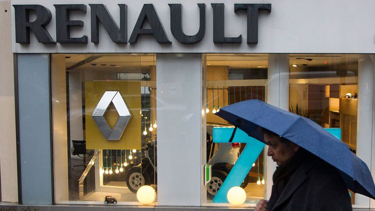 (Une concession Renault. © MaxPPP)