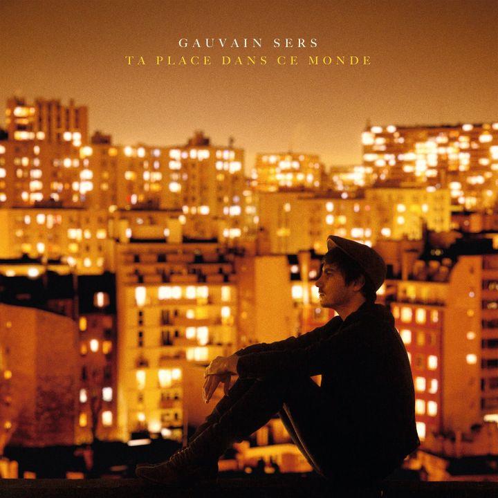 """La pochette de l'album """"Ta place dans ce monde"""" (Franck Loriou)"""