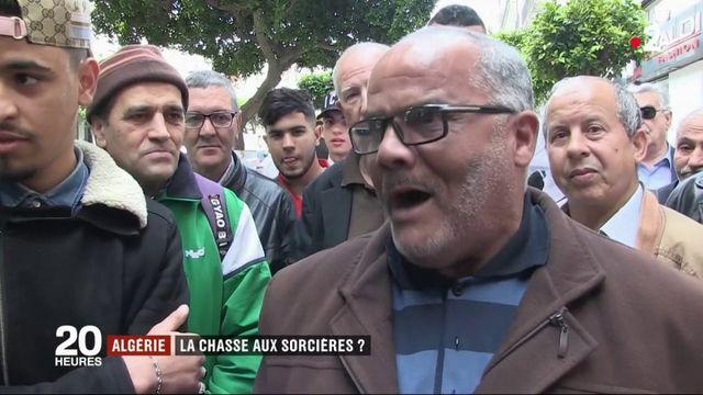 Algérie : la chasse aux sorcières