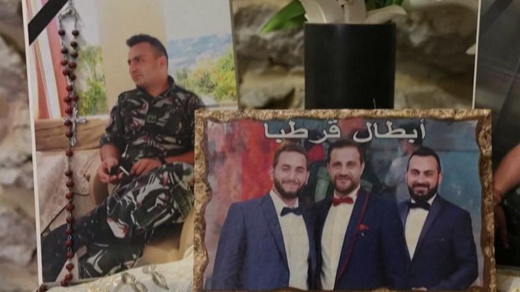 Liban : un an après les explosions de Beyrouth, la ville pleure toujours  (FRANCE 3)