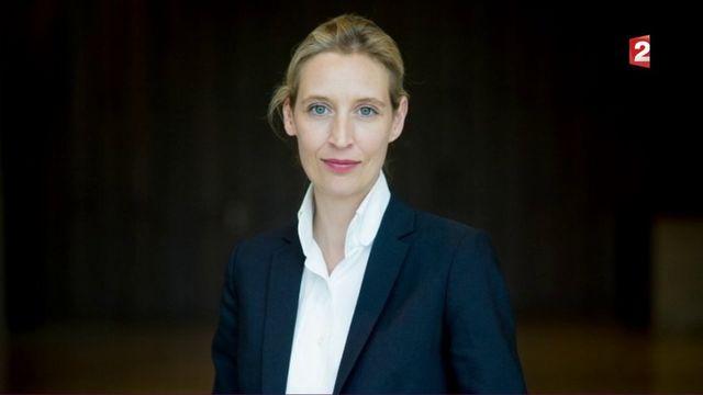 Législatives en Allemagne : qui est Alice Weidel, la nouvelle star des populistes ?