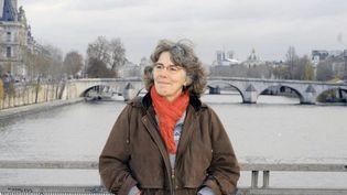 L'écrivain Michèle Audin  (Catherine Helie pour Gallimard)