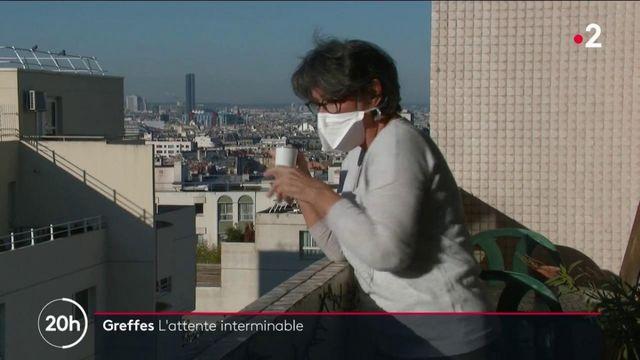 Maladie : l'angoisse des patients en attente d'une greffe