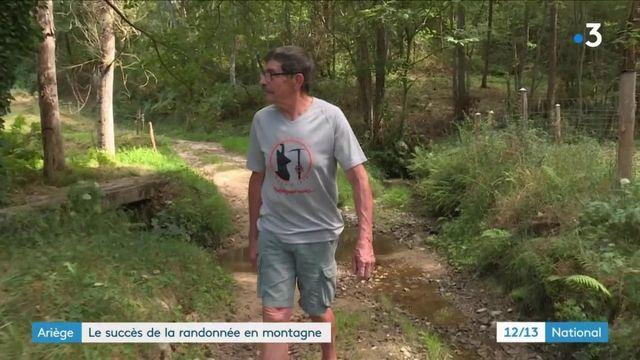 Ariège : le succès de la randonnée en montagne