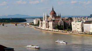 Vue générale du Parlement de Budapest, en Hongrie (TIM SOMERSET / MAXPPP)