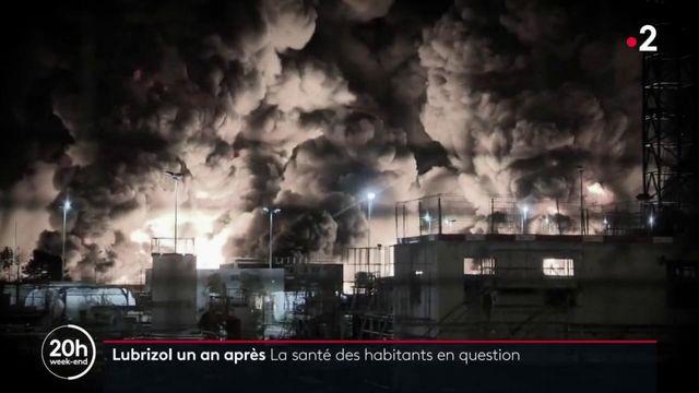 Incendie de Lubrizol : un an après, quelles conséquences sur la santé de la population ?