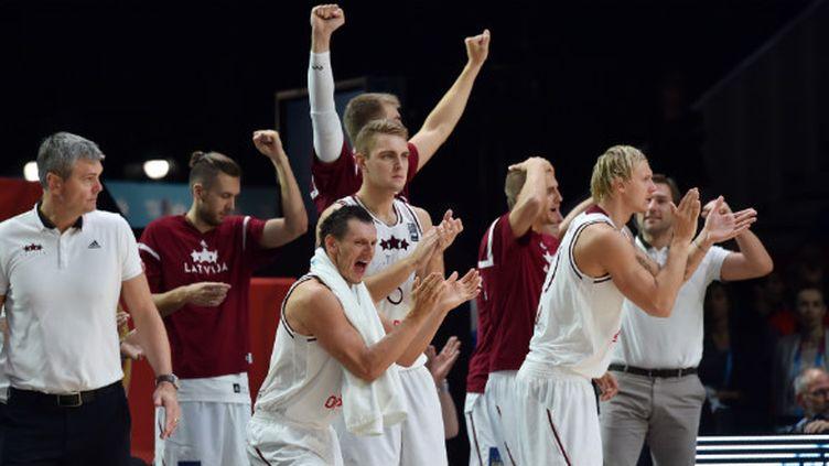 La Lettonie a beaucoup progressé cette année en changeant son style de jeu