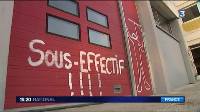 Le Havre : les pompiers sont à bout