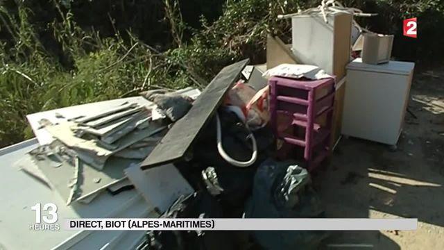 Intempéries sur la Côte d'Azur : quelles conséquences ?