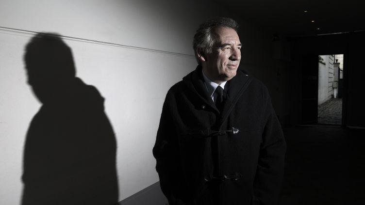 François Bayrou, le 21 juin 2017. (JOEL SAGET / AFP)