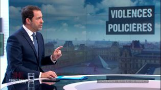 """Du """"kéké sudiste"""" au ministre """"à 100% derrière les policiers"""", un portrait de Christophe Castaner par """"Complément d'enquête"""" (COMPLÉMENT D'ENQUÊTE/FRANCE 2)"""
