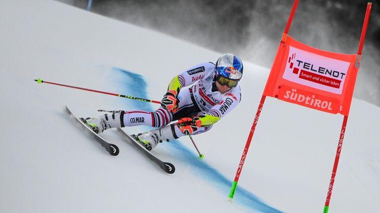 Alexis Pinturault à Alta Badia (ANDREAS SOLARO / AFP)