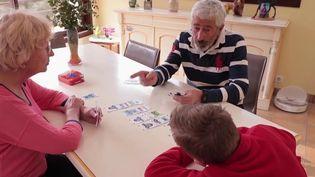 Vacances : quand les grands-parents retrouvent enfin leurs petits enfants (France 2)