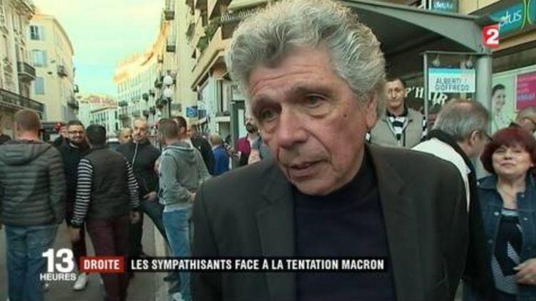 Les sympathisants de droite face à la tentation Macron (FRANCEINFO)
