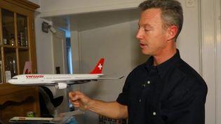 Crise sanitaire : la reconversion forcée des pilotes d'avion (France 2)